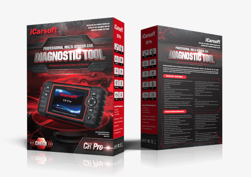 iCarsoft CR Pro Diagnosegerät