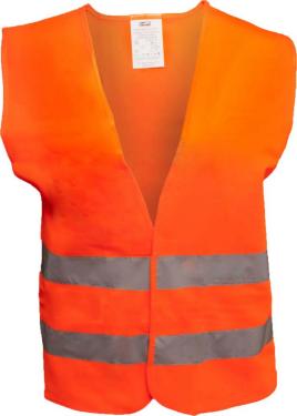 Warnweste EN 471 Orange