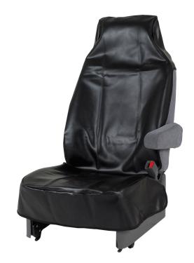 Werkstatt-Sitzschoner Schwarz