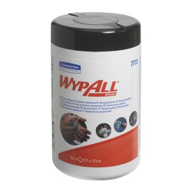 WypAll® Reinigungstücher Spenderbox, 50 Tücher
