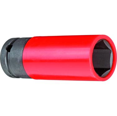 Schlagschraubereinsatz 1/2 SW21mm mit Schonhülse