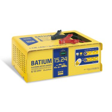 BATIUM 15-24 Automatisches Batterieladegerät