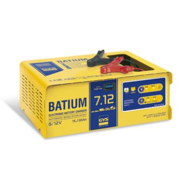 BATIUM 7-12 Automatisches Batterieladegerät