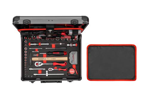 Universal-Werkzeugsatz Allround im Aluminiumkoffer 138-tlg