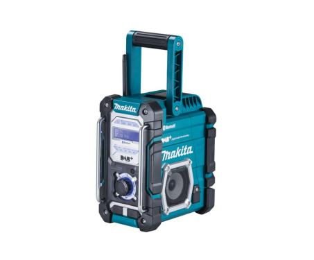 Akku-Baustellenradio 7,2 V - 18 V mit DAB+ und Bluetooth
