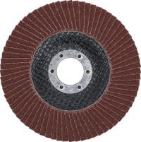 Fächer-Schleif-Scheibe | Ø 115 mm | K 120
