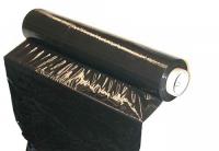 Stretchfolie | schwarz | 500 mm x 300 m, 23 µm