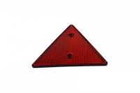 Dreieckrückstrahler, m. 2 Löchern