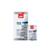 APP 2K Acryl Verdunnung - Verdünnung für Acryl Produkte und Basislacke   normal   1,0 L