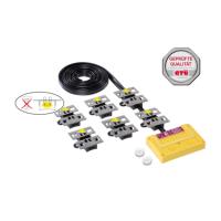 Marderschutz 6 Kontaktplatten Batteriebetrieb