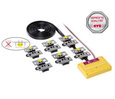 Marderschutz 6 Kontaktplatten 12-Volt