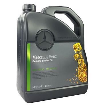 Motoröl 5W-30 Mercedes (MB 229.52) 5L