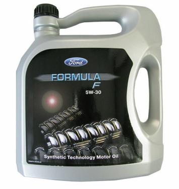 Original Ford Motoröl SAE 5W-30 Formula F (5 Liter)