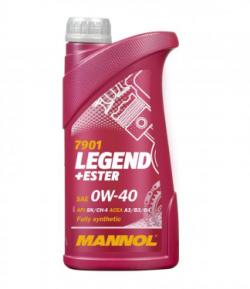 MANNOEL 0W-40 / 1 Liter