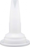 Ersatzdüse Scheibenkleber für Schlauchbeutel mit V-Nut